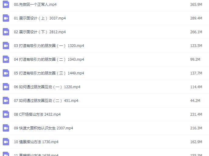 靖源:《撩妹训练营》百度网盘下载